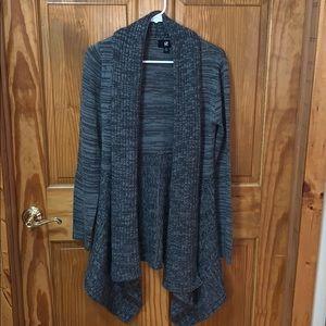 Perfect Gray cardigan sweater